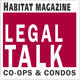 Habitat Legal Talk 2013 logo