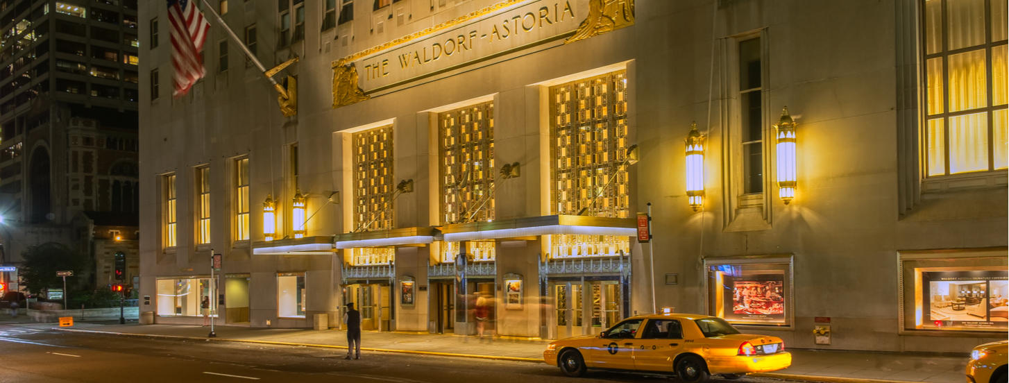 Condos to Top Hotel Rooms at Revamped Waldorf Astoria