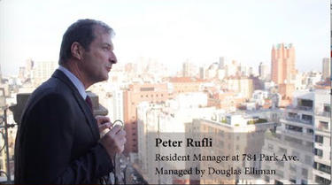 Peter Rufli, 784 Park Ave.