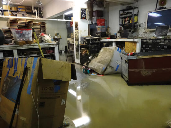 Think Your Buildings Insured For Water Damage Maybe Not Says A Court Habitat Magazine