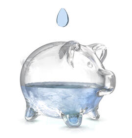 Saving Money By Conserving Water
