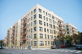 190-unit co-op on Wallace Avenue in The Bronx